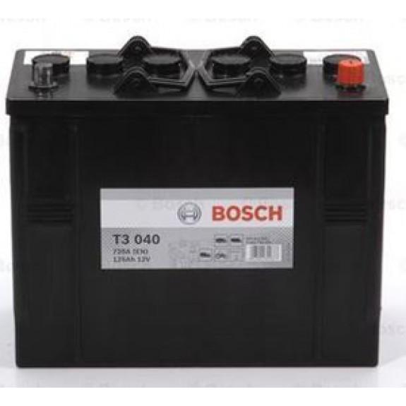 Starterbatterie Bosch 12V/125Ah/720A