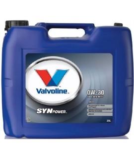 Synpower valves ENV C2 0W-30