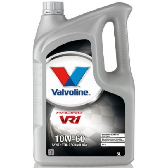 Valves VR1 Racing 10W-60